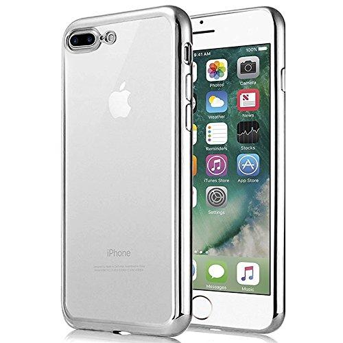 iPhone-8-Plus-Hlle-Ubgood-Kratzfeste-Hlle-iPhone-8-Plus-Schutzhlle-Crystal-Soft-TPU-case-Ultradnn-Cover-Bumper-Case-Apple-iPhone-8-Plus-Silikon-HandyHlle-fr-iPhone-8-Plus-Case-Cover