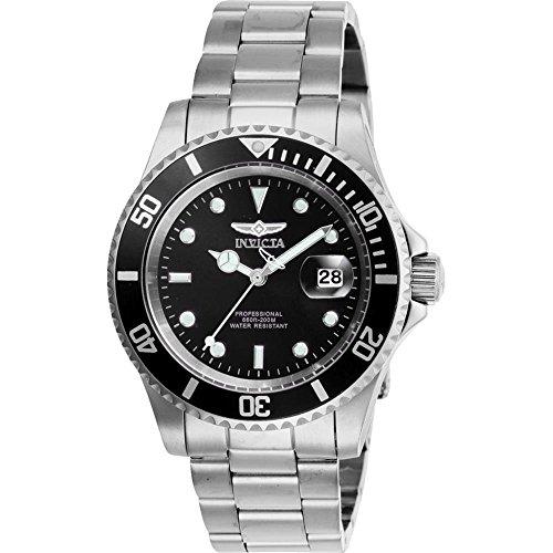 Invicta Pro Diver Reloj de Hombre Cuarzo 40mm Correa y Caja de Acero 26970