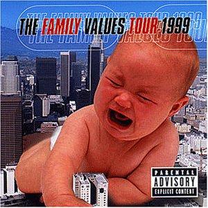 Family Values.Tour 1999,the (Tour-shop)