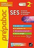 SES 2de - Prépabac: nouveau programme de Seconde 2019-2020...