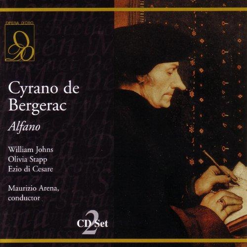 Alfano: Cyrano de Bergerac: e voi rimarrete qui, invano bionda