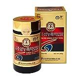 Pocheon Ginseng 240g 100% Puro Estratto Royal Coreano 6 Anni Radice Rosso Panax Ginseng, 70% Allo Stato Solido, Saponina