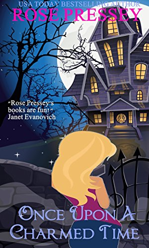 Time: A Witch Cozy Mystery  (Halloween LaVeau Witch Mystery Series Book 7) (English Edition) (Once Upon A Rose)