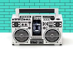 Berlin boombox pour lecteur iPhone, iPod ou MP3