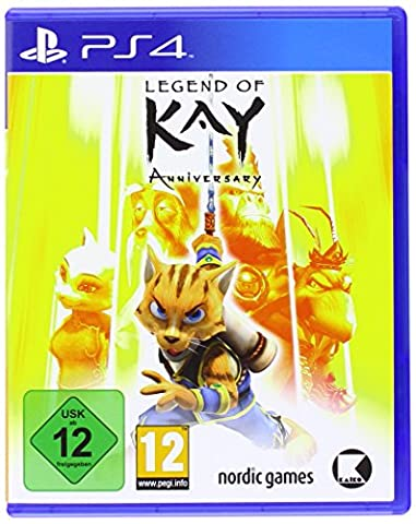 Legend of Kay - [PlayStation 4]