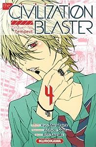 The Civilization Blaster - Zetsuen no Tempest Edition simple Tome 4