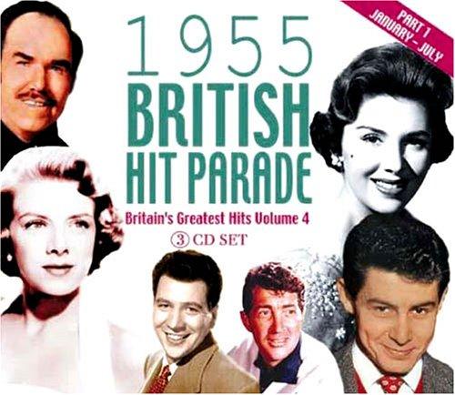 Preisvergleich Produktbild The 1955 British Hit Parade Part 1