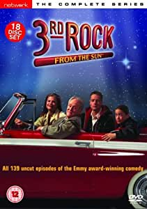 3rd Rock From The Sun - Complete [DVD] [1996]