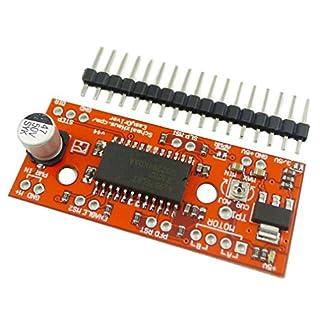 Aihasd EasyDriver Schield Schrittmotor Treiber A3967 controlador Driver Development Board für Arduino