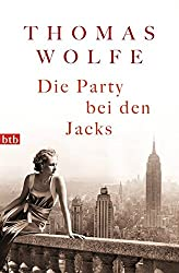 Die Party bei den Jacks: Roman