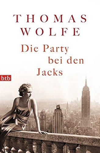 Die Party bei den Jacks: Roman