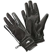 Harry Hall Equestiran Secret Reflective Adjustable Tab Lockton Stretch Gloves