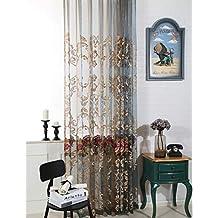 Suchergebnis auf Amazon.de für: luxus gardinen wohnzimmer