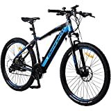 Remington Rear Drive MTB E-Bike Mountainbike Pedelec, Farbe:Blau