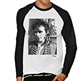 Photo de Adam Ant Prince Charming Close Up Men's Baseball Long Sleeved T-Shirt par Don't Talk To Me About Heroes