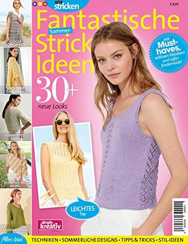 Fantastische Sommer-Strickideen: 30+ neue Looks Pullover Stricken Top