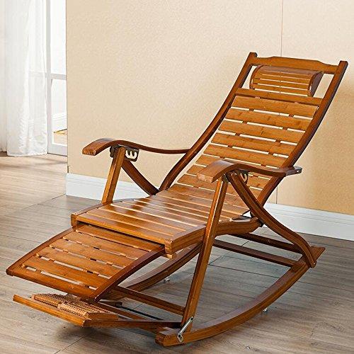 DEO Fauteuils inclinables Fauteuil lombaire Multi Position Lounge Chair Fauteuil rembourré réglable oversize avec appuie-tête 300lbs