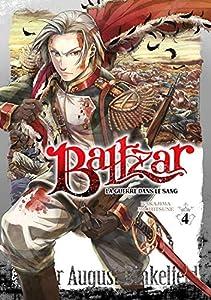 Baltzar - La guerre dans le sang Edition simple Tome 4