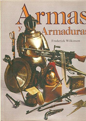 Armas y armaduras por Frederick Wilkinson