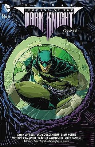 Batman: Legends of the Dark Knight Vol. 5