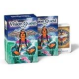 Vision Quest. Buch mit 78 Karten: Der indianische Weisheits-Tarot
