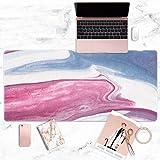 Best Tapis de souris Tapis De Souris Design Graphique Ordinateurs - Tzsysb Tapis de souris rose abstraite grande couture Review