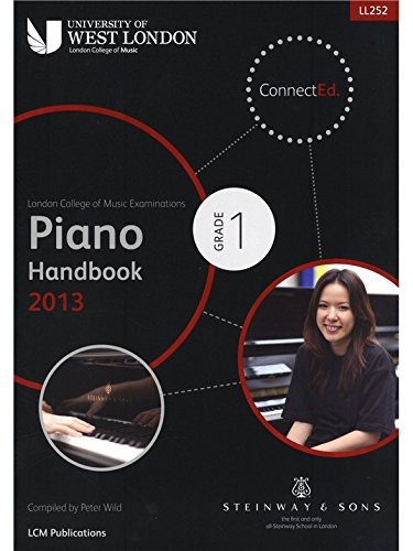LCM Piano Handbook 2013-2017 Grade 1