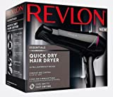 Revlon RVDR5228UK Essentials Quick Dry Hair Dryer 2100W