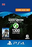 Ghost Recon Breakpoint - 1200 (+100) Ghost Coins 1300 Coins | PS4 Download Code - UK account
