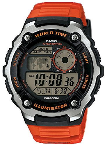 Montre Homme Casio Collection AE-2100W-4AVEF