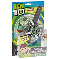 Ben 10 Omnitrix Disc Shooter - 4 Years & Above (Multi Color HM0090486)