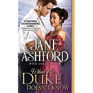 What the Duke Doesn't Know (The Duke's Sons Book 2) (English Edition)