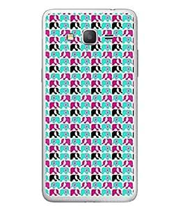 PrintVisa Designer Back Case Cover for Samsung Galaxy Grand I9082 :: Samsung Galaxy Grand Z I9082Z :: Samsung Galaxy Grand Duos I9080 I9082 (Big ears Vegitarian animal)