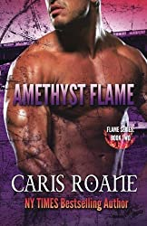 Amethyst Flame (The Flame Series) (Volume 2) by Caris Roane (2016-02-23)