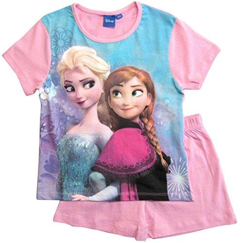 Frozen Pyjama Ökotex Standard 100 Die Eiskönigin Schlafanzug
