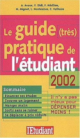 Le guide (très) pratique de l'étudiant