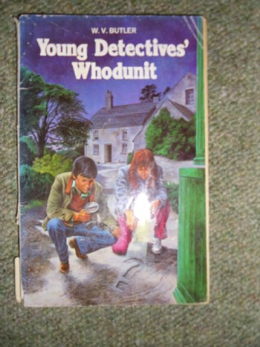 Young detective's whodunnit