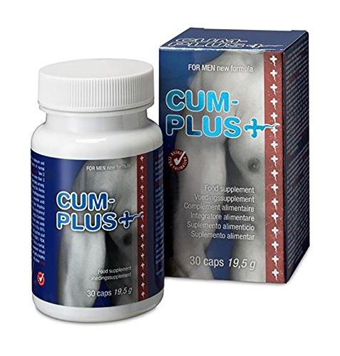 Enhancer 90 Kapseln (Cum Plus EAST für eine gesunde Spermienqualität und -mobiltiät, einen ausgewogenen Testosteronspiegel und gesteigertes Verlangen - 30 caps)
