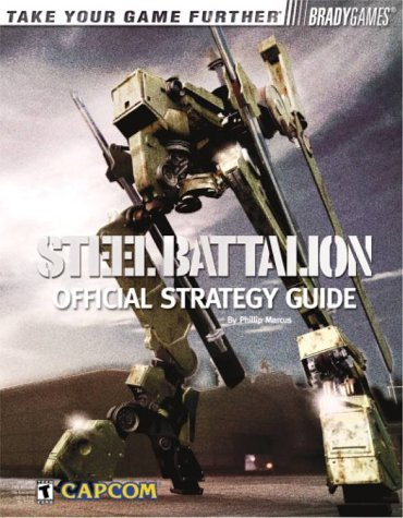 Steel Battalion? Official Strategy Guide