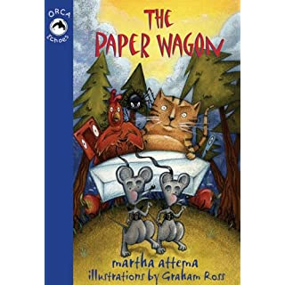 The Paper Wagon (Orca Echoes) (English Edition)