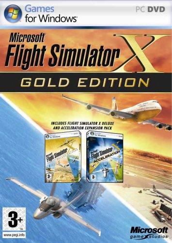 Flight Simulator X - Gold Edition (PC) [Edizione: Regno Unito]