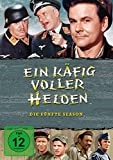 Ein Käfig voller Helden - Die fünfte Season [4 DVDs]