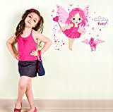 Decals Design Wall Stickers Baby Girl Ca...