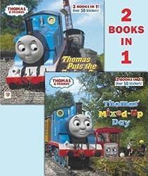 [ Thomas' Mixed-Up Day/Thomas Puts the Brakes on Random House ( Author ) ] { Paperback } 2010