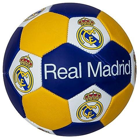 Real Madrid Club de football Nuskin Signature Football - Taille 3