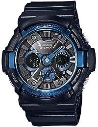Casio G-Shock Herrenuhr Analog/Digital Quarz mit Resinarmband – GA-200CB-1AER