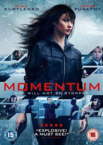 Momentum [DVD] by ?Olga Kurylenko