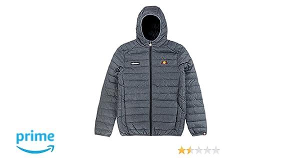Ellesse Lombardy Bubble Jacket Graphite Grey XL