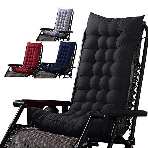 XISTORE Sonnenliege Kissen Lounge Stuhl Kissen Liege Liege Gepolstert  Liegestuhl Liegestuhl Dicke.