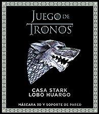 Juego de Tronos. Casa Stark: lobo huargo par  Varios autores